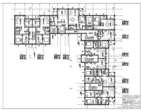 building plan multi apartment building pila pl ewa roclawski archinect