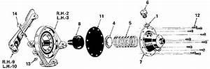 Scott Master Brake Cylinder Model B