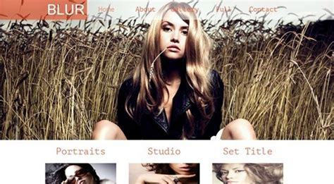 30 Best Adobe Muse Templates September 2015 Edition 10 High Quality Adobe Muse Templates For Free