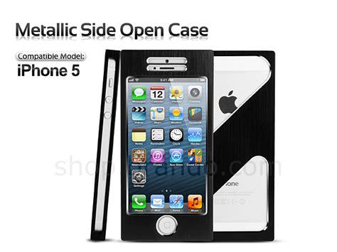 open iphone 5 iphone 5 5s se metallic side open