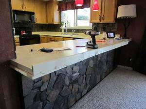 13, Different, Ways, To, Make, Your, Own, Concrete, Kitchen