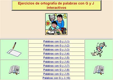 Aventuras De Primaria OrtografÍa Con G Y J