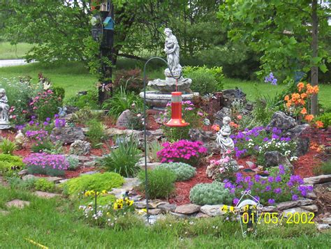 maintenance free landscaping front yard design idea arizona backyard landscaping pictures with water