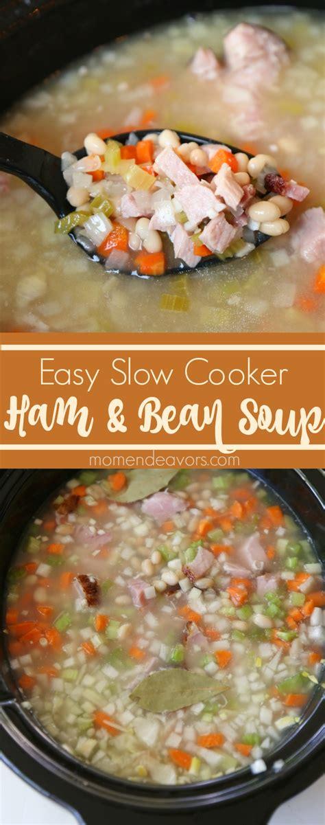 easy cooker recipe easy slow cooker ham recipe dishmaps