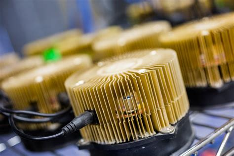 Once that's done the miner will automatically start mining. How to set up a Bitcoin miner | CryptoCompare.com
