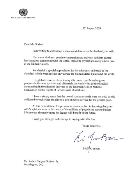 BAN Ki-moon Secretary-General of the United Nations