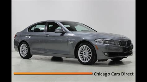 Chicago Cars Direct Reviews Presents A 2012 Bmw 535i
