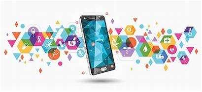 Mobile Apps App Smartphone Healthcare Service Clip