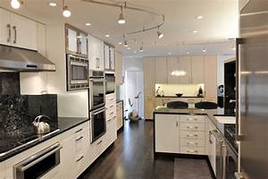 Grand Condo - Contemporary - Kitchen - other metro - by ...