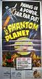PHANTOM PLANET Original 1961 Movie poster