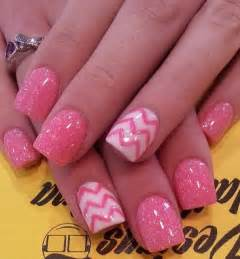 Pink and silver nail designs arts you must have pretty