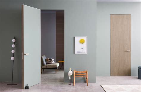 Porte Lualdi Rasomuro by Doors Lualdi Rasomuro System Rasoline 55s