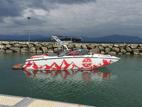 Mastercraft Boat Graphics by Boat Wraps Vinyl Boat Wraps Graphics