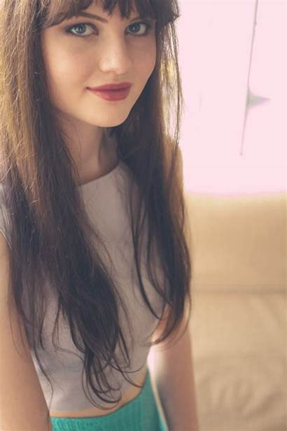 Joli Project Lipstick Wearing Brunette Mac Jolihouse