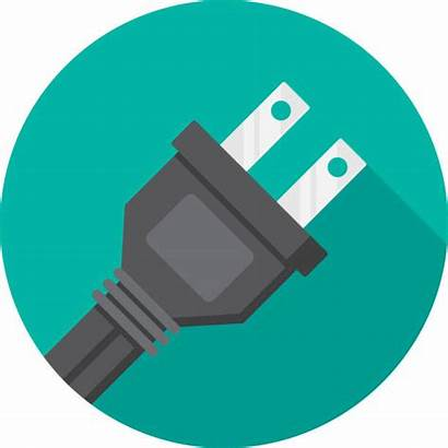 Plug Vector Clip Illustrations Icon Royalty