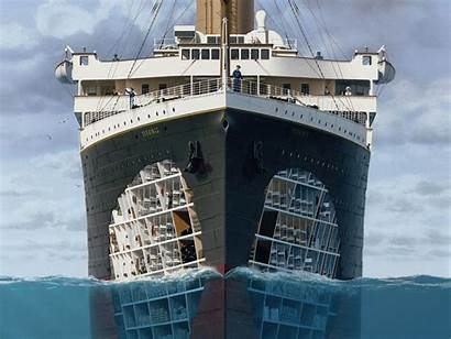 Titanic Ship Inside Rms Ii Ken Cutaways