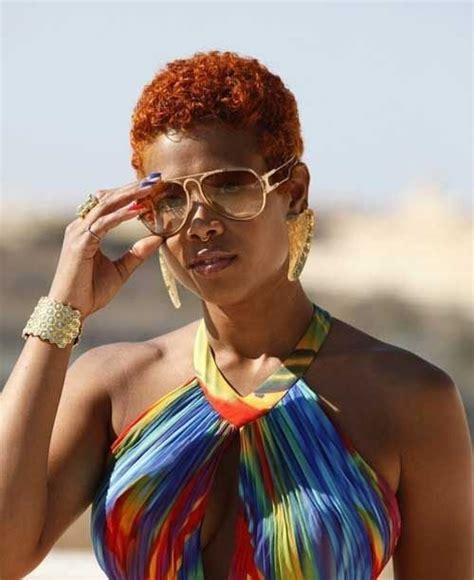 Teeny Weeny Afro Redhead Love 67 Crushworthy Natural
