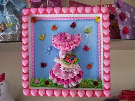 dibiscuit arte em biscuit quadros infantis