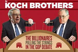 GOP DEBATE EDITION: When The Kochs & GOP Win, The Middle ...