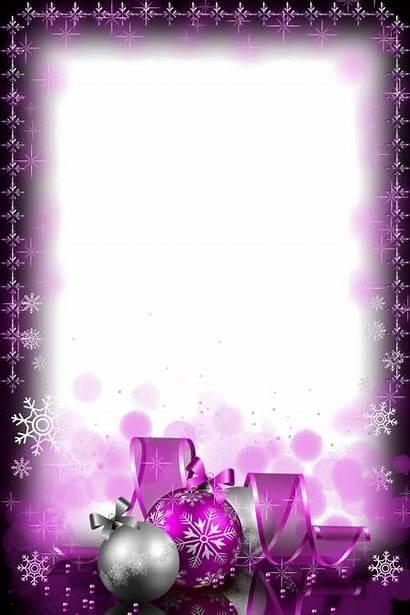 Frame Purple Background Violet Transparent Format Pngarts