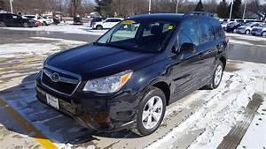 2014 Subaru Forester Premium  U0026quot Manual Transmission U0026quot