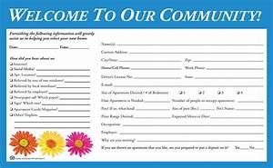 Full Bloom Guest Card Welcome Home America