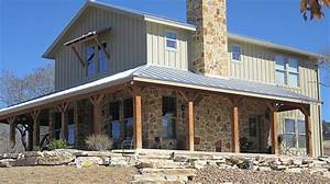 lovely ranch home w wrap around porch in texas hq plans With barn houses in texas