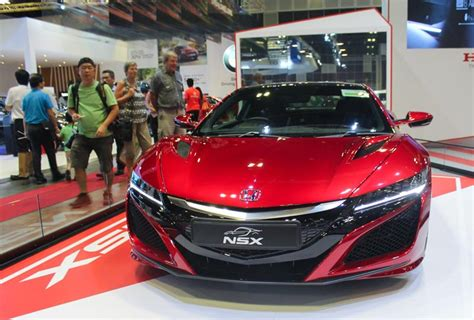 The Annual Singapore Motorshow Is Back To Rev Up Your