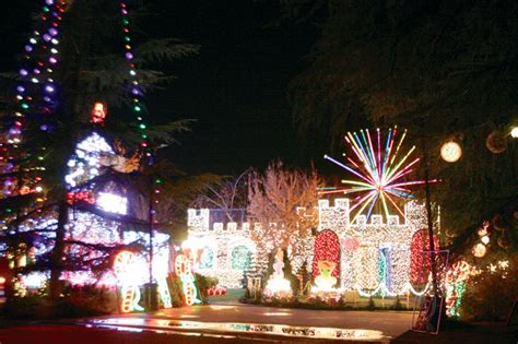 what are the dates for christmas tree lane in fresno popular time locale opens for 88th year the collegian