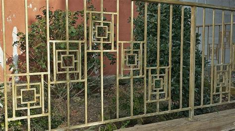 Garden Fence Trestle by 17 Best Streamline Moderne Railing Images On