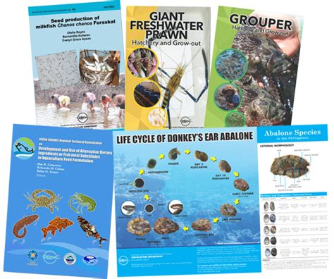 seafdec aquaculture publications aqd during launching 43rd lectures anniversary week introduced