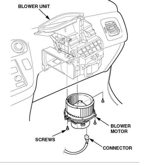 Honda Element Blower Motor Wiring Diagram Auto