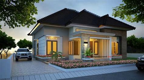 rumah mewah minimalis modern  homkonsep