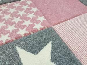 Kinderteppich Grau Rosa : kinderteppich m dchen 160x230 rosa online furnart ~ Eleganceandgraceweddings.com Haus und Dekorationen