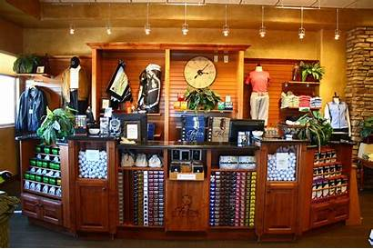 Golf Display Merchandise Falcon Ridge