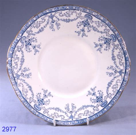 blue and white china l antique victorian blue and white vintage bone china cake