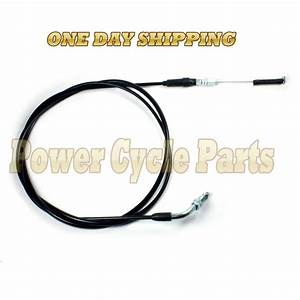 82 U0026quot  Throttle Cable For Chinese Gy6 150cc 250cc Go Kart Dune Buggy New