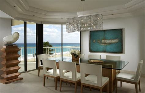 light contemporary dining room by joseph pubillones