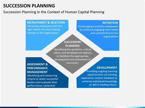 succession planning powerpoint template sketchbubble