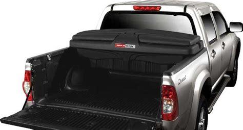 box4 boite a outils abs noir ouverture ford ranger