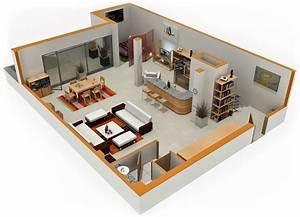 studio apartment floor plans With modern studio apartment design layouts