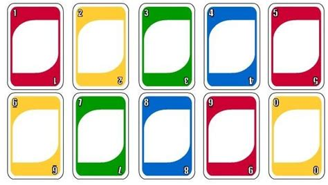 Image result for uno card template Uno cards Baby first
