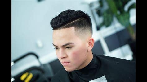 skin fade undercut haircut tutorial youtube