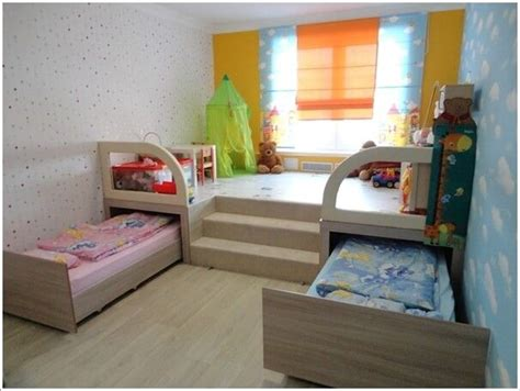 Space Saving Furniture Ideas For Small Kids Room
