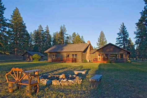 Montana Guest Ranch Accommodations