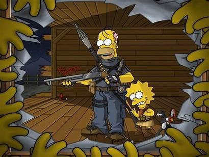 Simpsons Wallpapers Lisa Simpson Desktop Barto El
