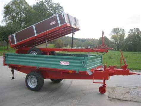 1 achs anhänger für traktor gebraucht 2 tonnen anh 228 nger anh nger 2 tonnen in m nchen anh nger