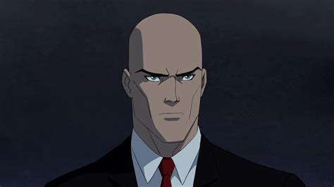 lex luthor  young justice mac heat