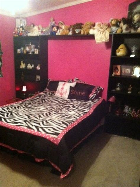 zebra room decorations for pink and black zebra bedroom some day things