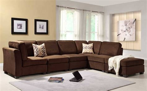 living room attractive chocolate sofa living room ideas the best chocolate brown microfiber sectional sofas